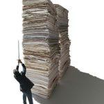 Empresa y tratamiento de documentos