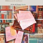 """Cubierta de """"Donde se guardan los libros"""" de Jesús Marchamalo"""
