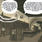 bibliotecarios y usuarios
