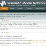 SemanticMedia