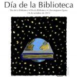 Cartel Día Biblioteca 2013