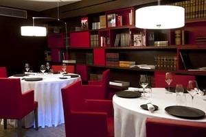 Biblioteca del Caoba Restaurant (Madrid)