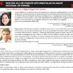 [#EPItecarios] Gestión de fondos documentales en Radio Nacional de España