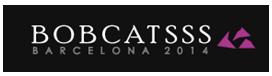 Logo BOBCATSSS 2014