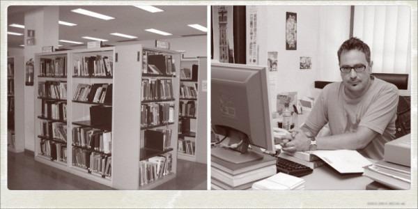 Biblioteca de Arquitectura de la Universidad de Sevilla