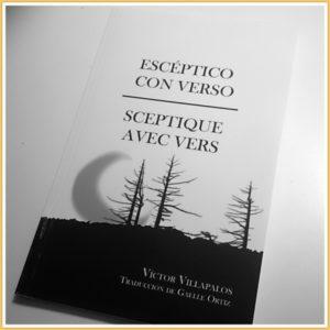 'Escéptico con verso' por Víctor Villapalos