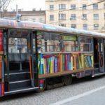 """""""La Biblioteca en el tranvía – El tranvía para la Biblioteca"""""""