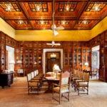 Bibliotecas donde quedarse a dormir (I)