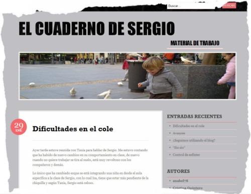 El Cuaderno de Sergio