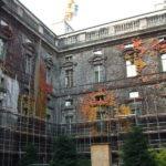 StaatsBibliothek (restauración)