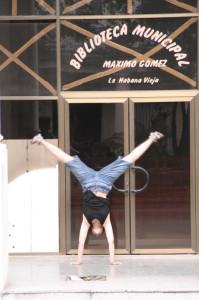 Biblioteca Máximo Gómez (Habana Vieja, Cuba)
