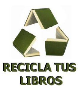 Reciclaje libros