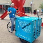 Bicicletas y bibliotecas