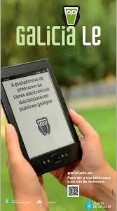 GaliciaLe: los ebooks llegan a las bibliotecas públicas gallegas