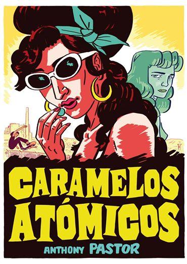Caramelos Atómicos