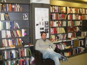 Responsable de la librería