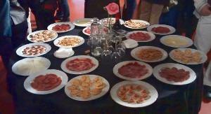 Conferencia-degustación de jamón de Extremadura