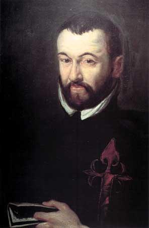 Benito Arias Montano, humanista español