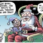 BiblogTecarios os desea una Feliz Navidad y un Próspero 2012