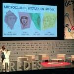 Microclub virtual de lectura en #iRedes 2015