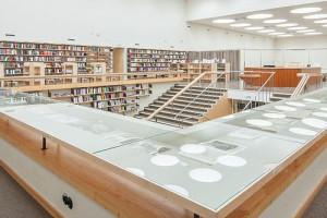 Sala lectura Viipuri