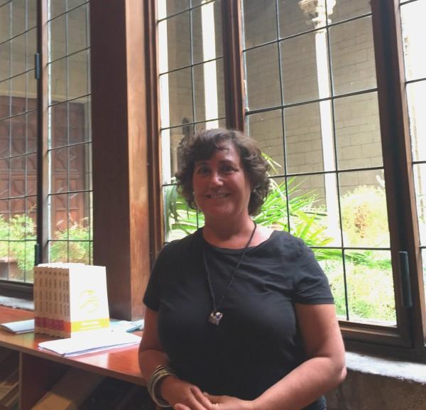 Entrevista a María José Orobitg, bibliotecaria de la Real Academia de las Buenas Letras de Barcelona