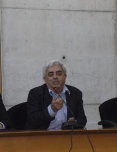 Juan Ros García, profesor de Documentación jubilado