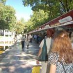 Feria del libro viejo y antiguo de otoño (Madrid)