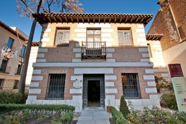 Casa museo cervantes - Casas regionales alcala de henares ...