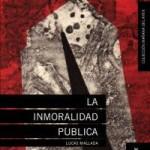La inmoralidad pública