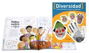 """""""Diversidad: Somos diferentes, únicos y especiales"""""""