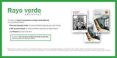 Invitación Rayo Verde