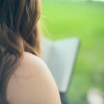 Leer en el parque