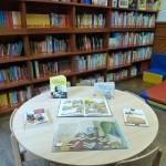 Sala Infantil y Juvenil de la Biblioteca Pública Municipal de La Orotava (Tenerife) dedicada a la figura de Don Quijote de la Mancha