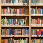 estanteria con libros