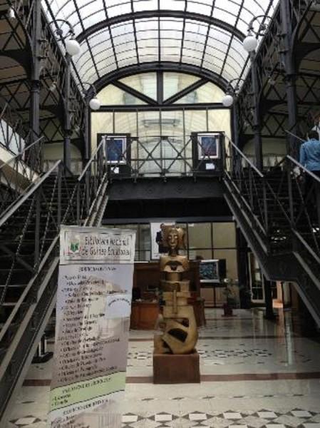 África y sus nacientes bibliotecas