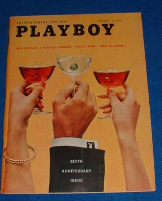 ¿PlayBoy, Hitchcock y Roald Dahl?