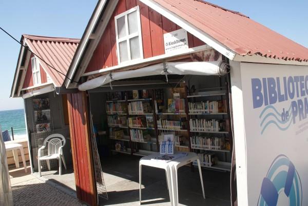 Biblioteca de Praia 3