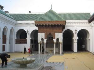 al-Qarawiyyin, la biblioteca más antigua