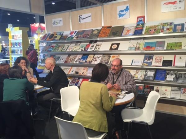 Feria Internacional del Libro #LIBERbcn