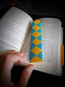 Bibliotecas escolares: 25 lecturas=1 marca páginas
