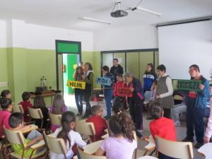 Acción social, Biblioteca Solidaria en la BPE de Cuenca