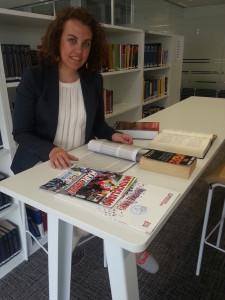Entrevista a Leticia de Castro, Documentalista en Repsol