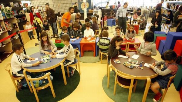 Diez errores comunes en la sala infantil de las bibliotecas
