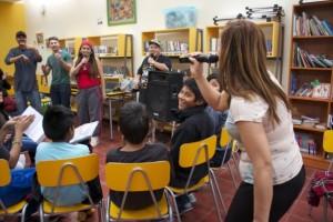 Talleres de Hip Hop y Spoken Word en bibliotecas