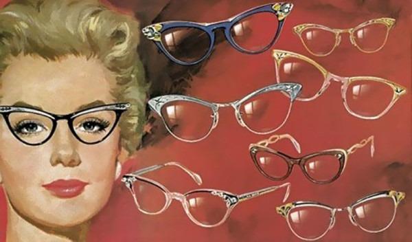 Gafas de bibliotecaria