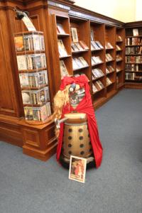 Bicho raro biblioteca