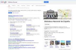 "Búsqueda en Google ""Biblioteca Nacional"""