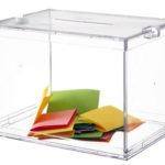 Bibliotecas, elecciones y políticos