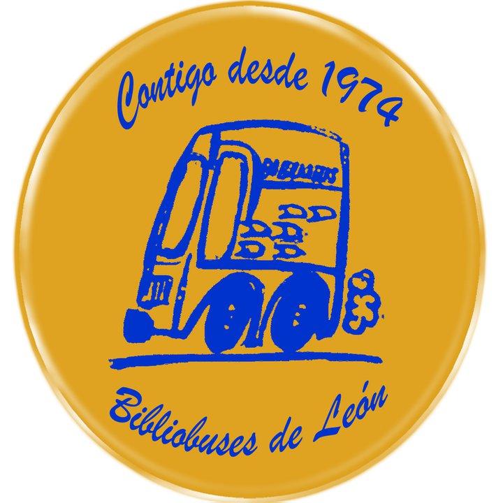 Logo de los Bibliobuses de León